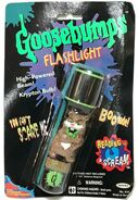 Cuddles Flashlight in packaging front