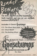 Monster Edition III bookad from OS58 1997