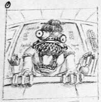 Creature Teacher - Concept 1
