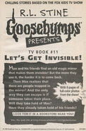 Presents TV ep 11 Lets Get Invisible bookad from OS53 1997 1stpr