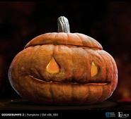 Goosebumps 2 old pumpkin