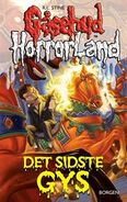 The Streets of Panic Park - Danish Cover - Det sidste gys