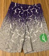 20 Scarecrow cracks 1995 Hidary grey purple shorts
