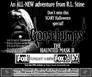 Haunted Mask II on Fox Oct 29 1996 TVGuide ad