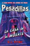Welcometodeadhouse-classicgoosebumps-spanish