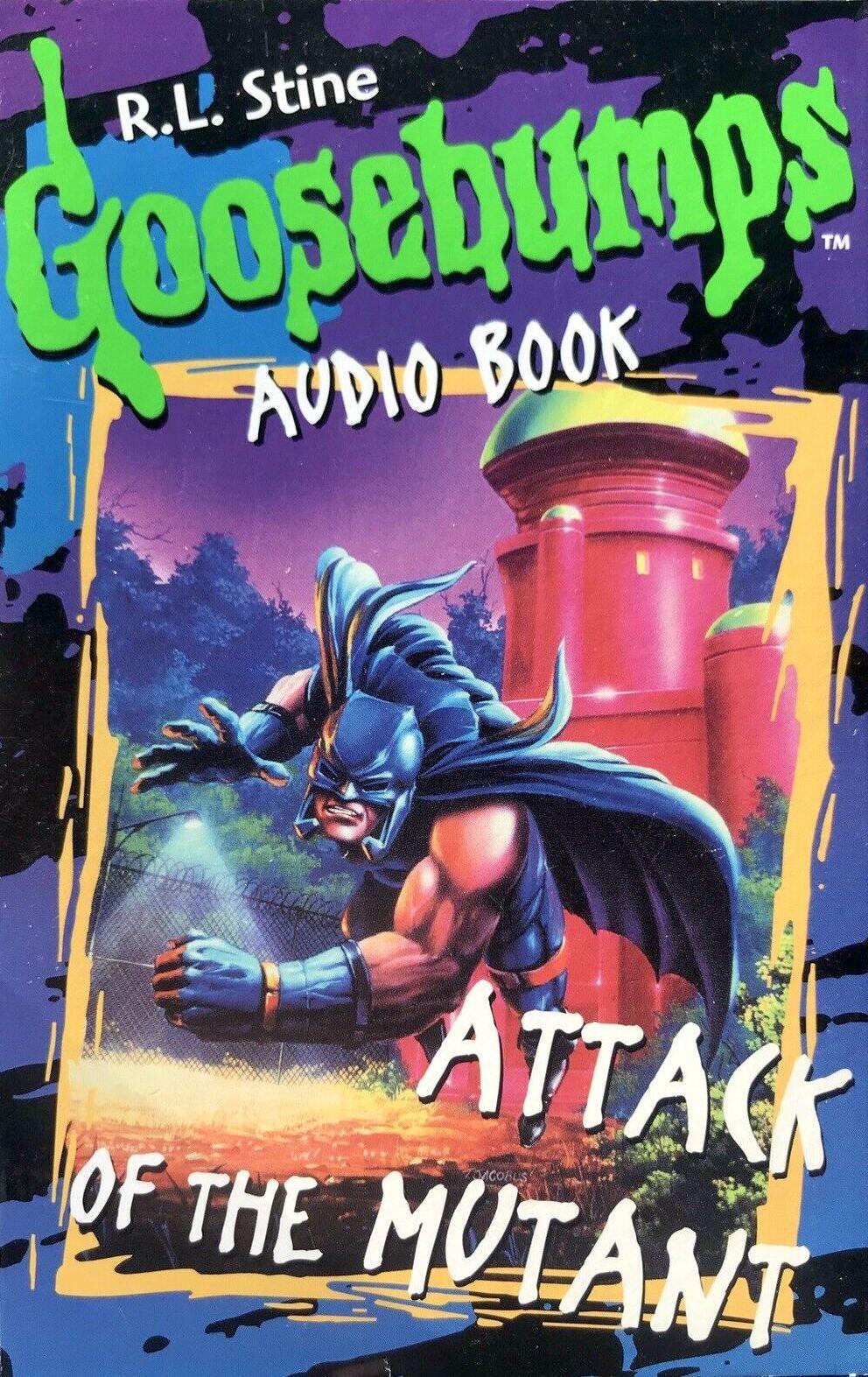 List of Goosebumps audiobooks