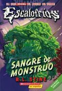 Monster Blood - Mexican Classic Cover - Sangre de Monstruo