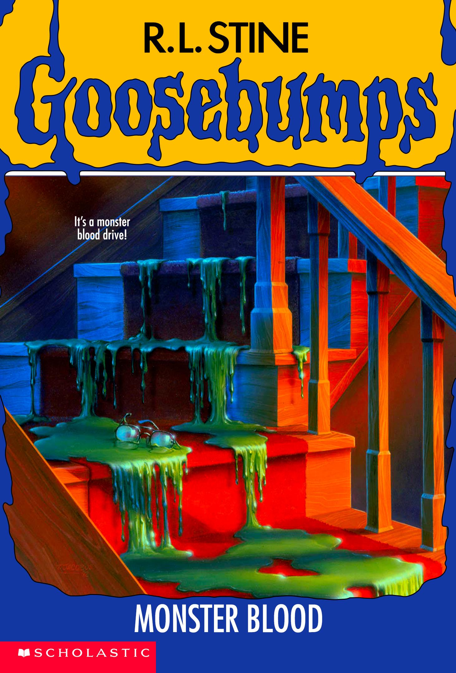 Monster Blood Book Goosebumps Wiki Fandom