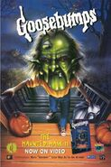 Haunted Mask II on video VHS 1997 poster