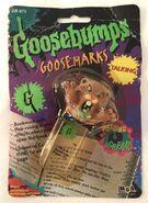 Cuddles Goosemark bookmark MGA in pkg