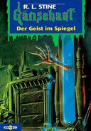 Ghost in the Mirror - German Cover