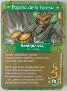 Battiquercia 3s card