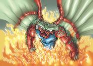 Dragon (III) Mt