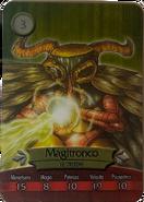 Metalcard 21 magitronco fronte