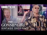 Gossip Girl - Vintage Shopping with Costume Designer, Eric Daman - HBO Max