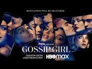 Gossip Girl Fashion Show Livestream Event