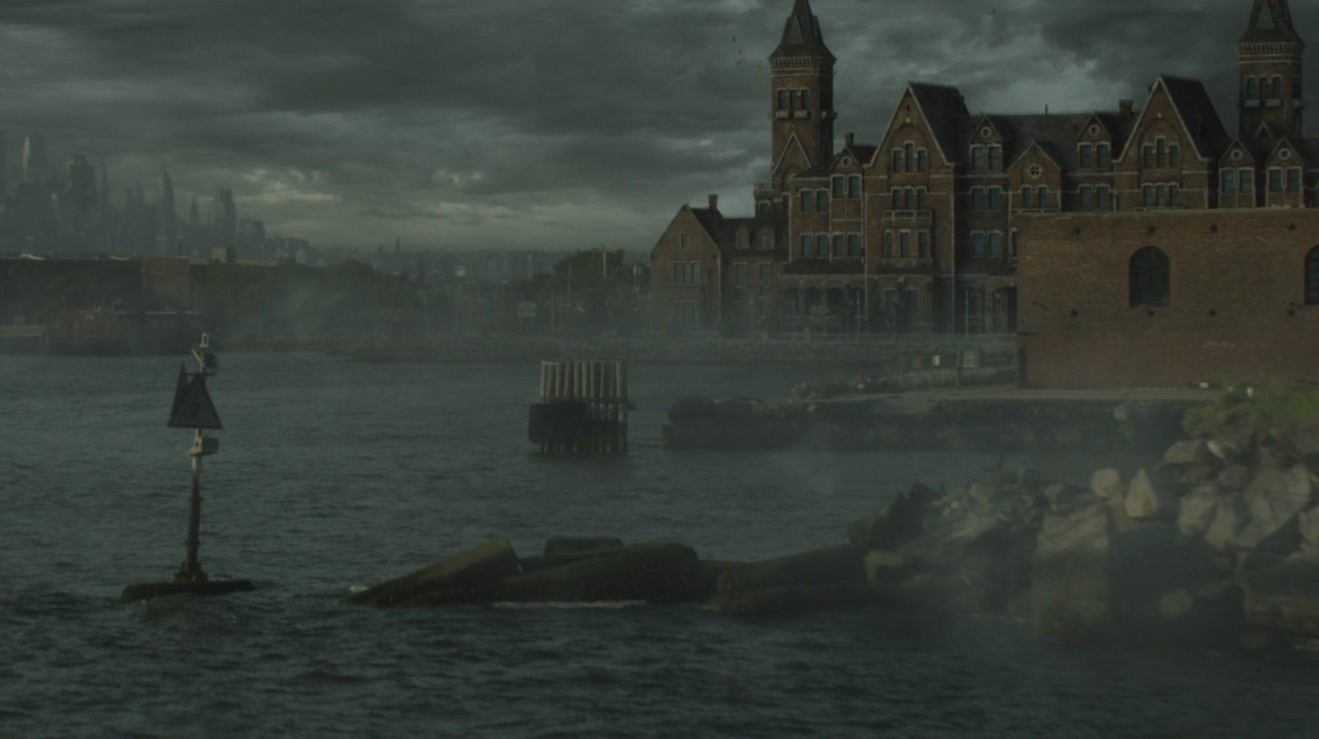 Gotham Asylum
