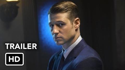 Gotham Season 3 Trailer Comic Con HD