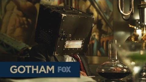 """GOTHAM Blood And Fire from """"Knock, Knock"""""""