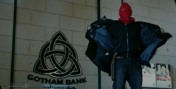 International Savings Bank of Gotham