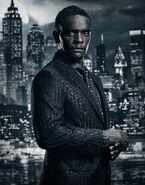 Lucius Fox season 4 promotional