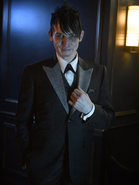 Oswald Cobblepot season 2 promotional