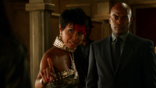 Fish Mooney telling Detectives Allen and Montoya who had ordered the kill on Oswald Cobblepot.png