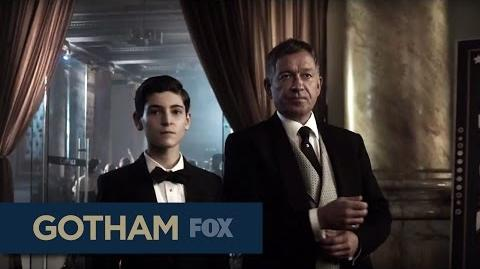 GOTHAM A Look Ahead Bruce & Alfred