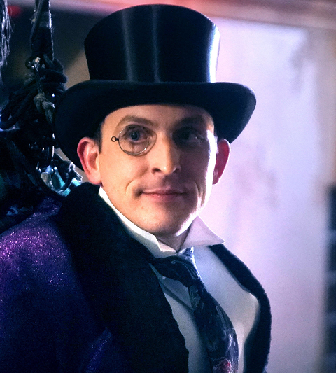 Oswald Cobblepot's top hat