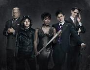 Gotham Main Villains
