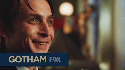 """GOTHAM The Future from """"Rise of the Villains Strike Force"""""""