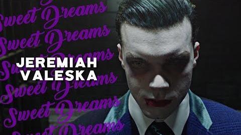 ●The Transformation of Jeremiah Valeska ( s4)
