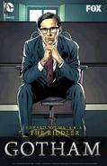 Edward Nygma season 2 promotional artwork