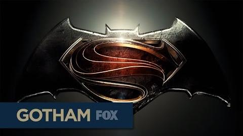 GOTHAM The Cast Takes Sides in BATMAN V