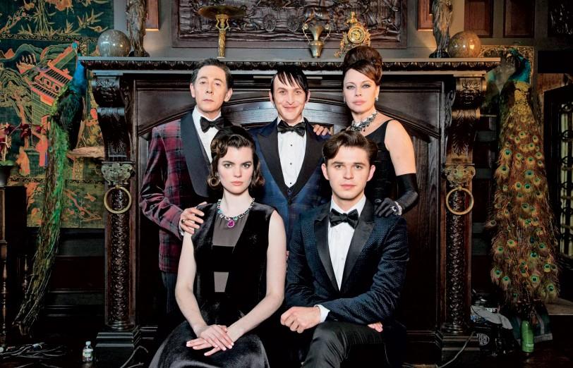Van Dahl family