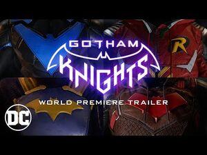 Gotham Knights - World Premiere Trailer