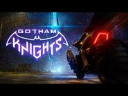Gotham Knights - Trailer Officiel de Gameplay Walkthrough