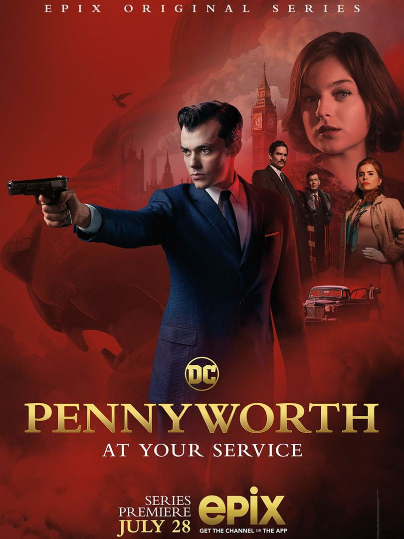 Saison 1 (Pennyworth)