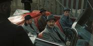 Pennyworth-2.09-Paradise Lost-013-Lucius Fox, Dave Boy, Alfred Pennyworth et Thomas Wayne