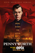 Pennyworth S2 poster