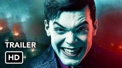 "Gotham Season 5 Jeremiah ""Chemical Green Band"" Movie Trailer (HD)"