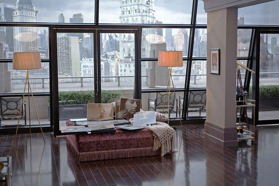 Appartement de Barbara Kean