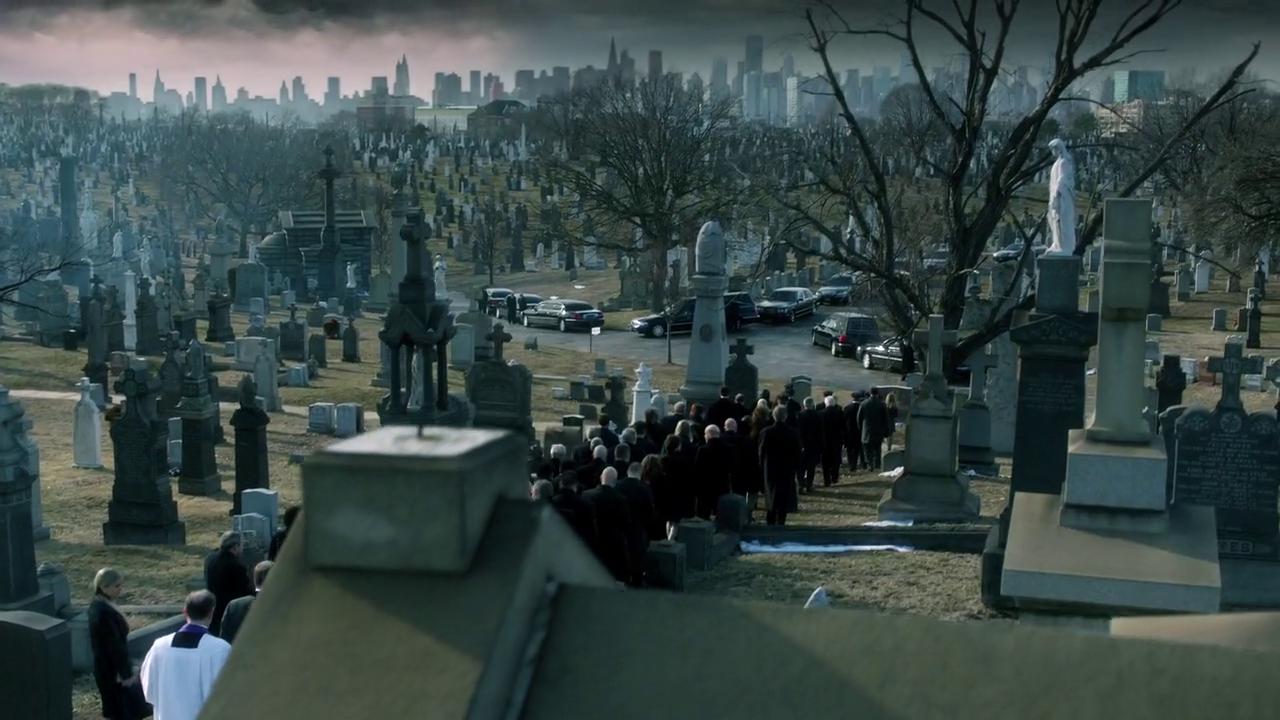 Cimetière de Gotham