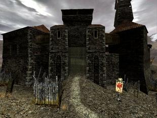 Zamek w GD (G2) brama (by Ossowski21)