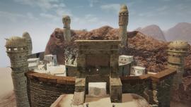 Ishtar - widok ogólny
