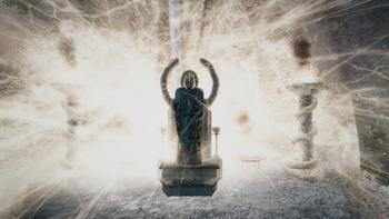 Objawienie Innosa w klasztorze w Nordmarze