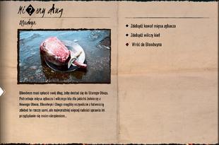 Mięsny dług dziennik