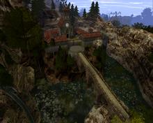 Klasztor Innosa na wyspie Khorinis (Gothic II) (by SpY)