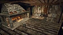 Ratusz w Ardei (wnętrze)