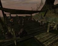 Kuźnia w obozie bractwa